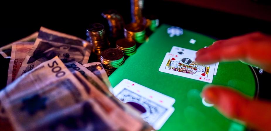 winning amount of gambling